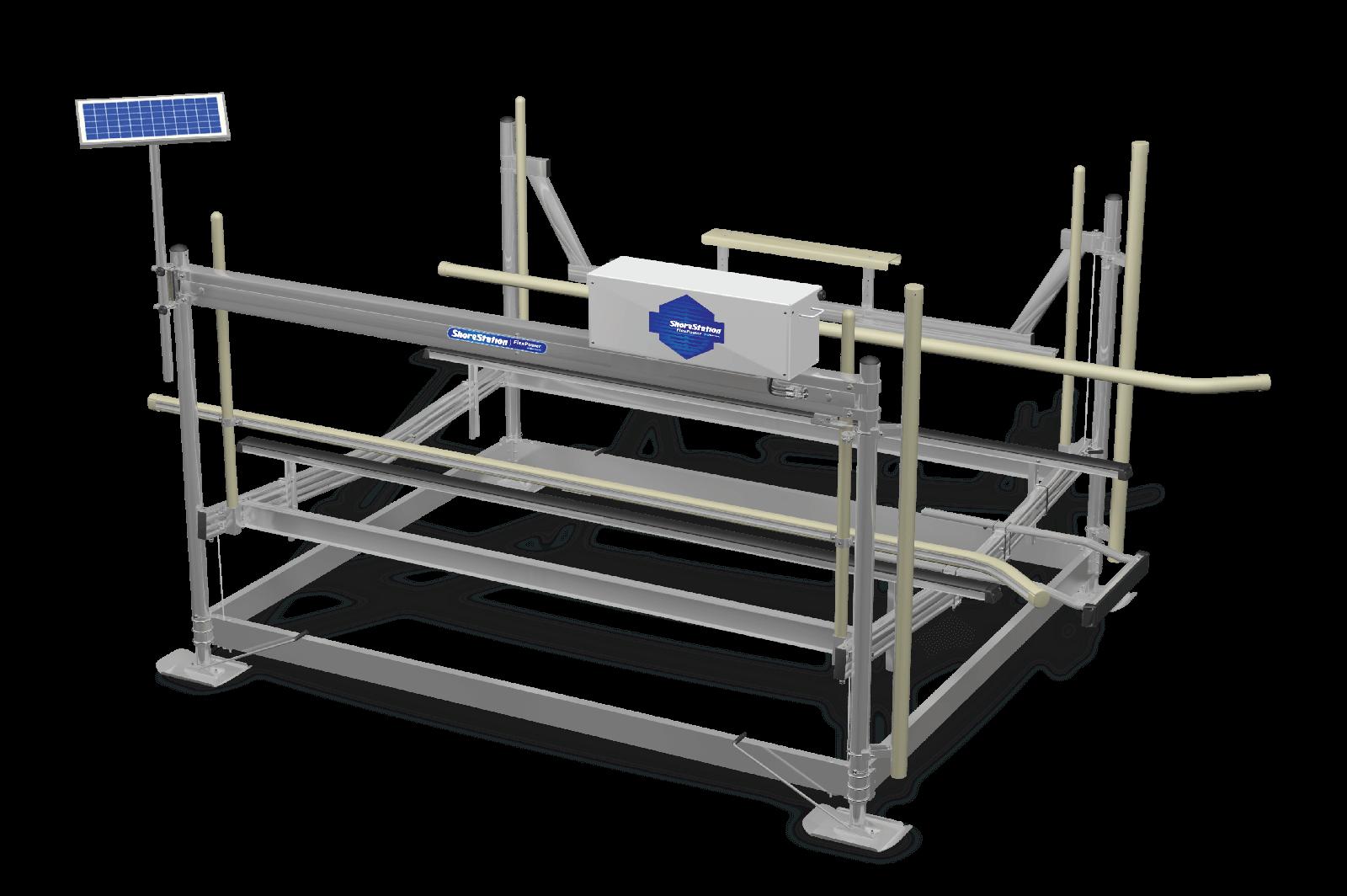 hydraulic-boat-lift