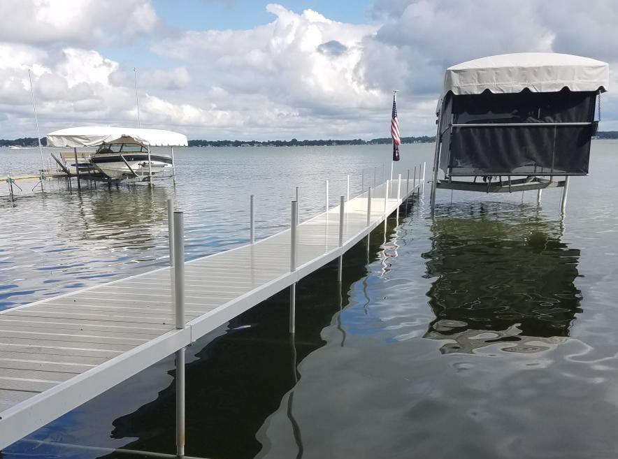 Ryco Docks ~ Eagle River Dock and Lift
